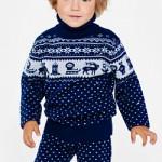 Вязаные детские свитера Merri Merini