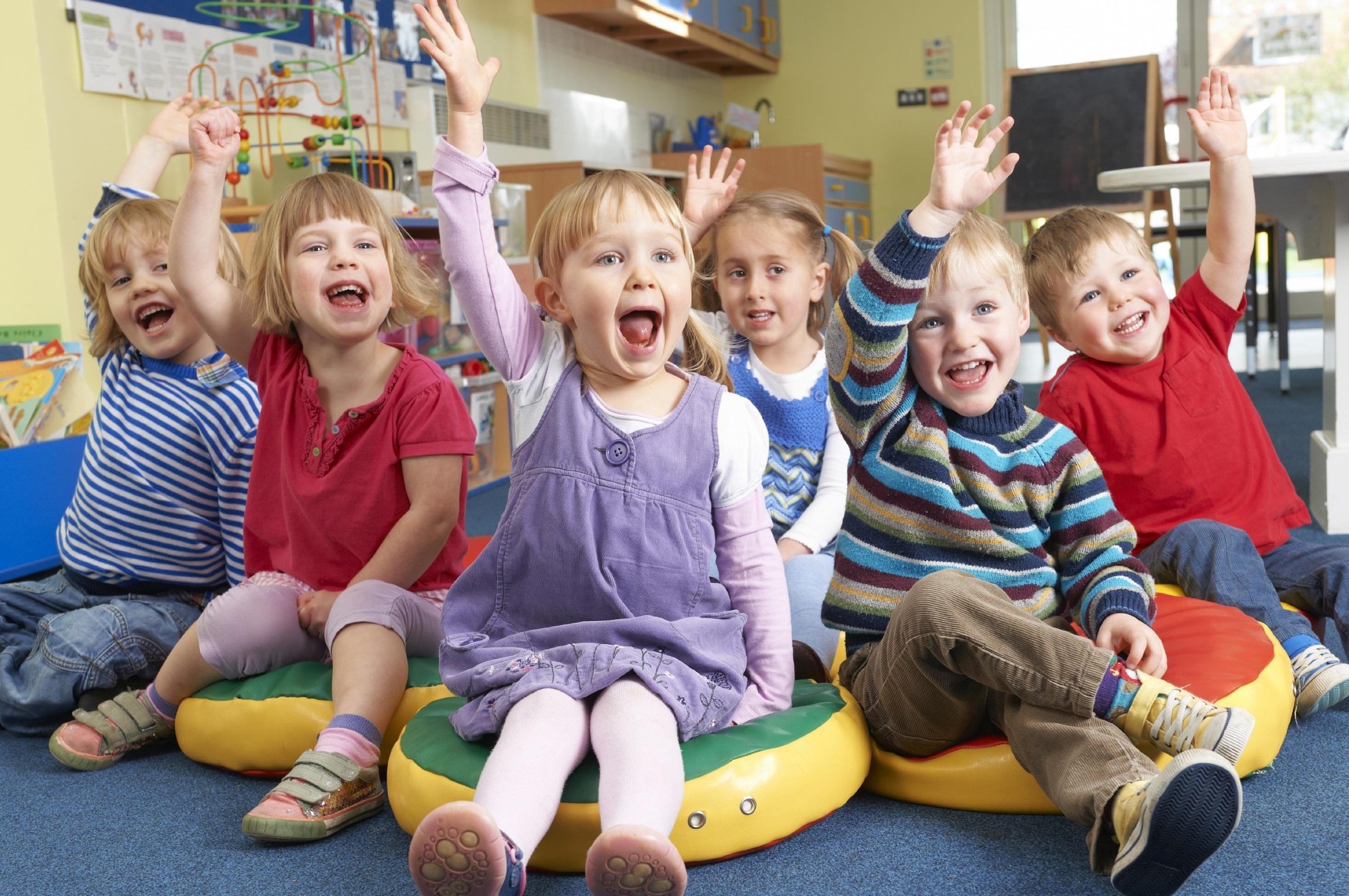 Выбор детского сада в Москве