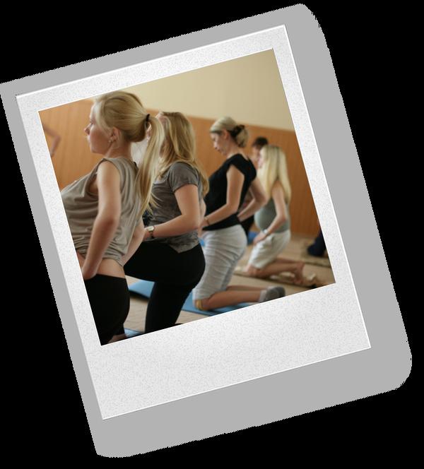 Гимнастика для беременных — третий триместр