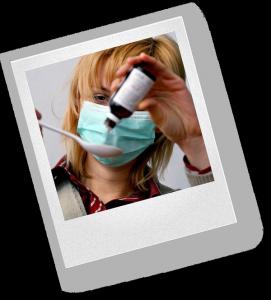 Чем опасен грипп в первом триместре беременности