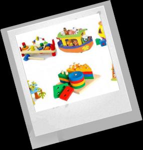 современные игрушки для трехлетних детей