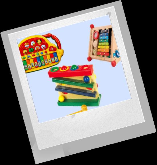 Какие бывают развивающие игрушки для детей от 6 месяцев
