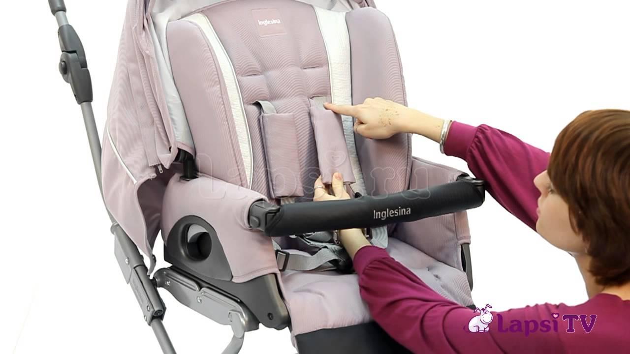 Преимущества детских колясок 3 в 1