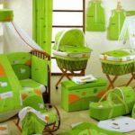 Типы детских кроваток для новорожденных