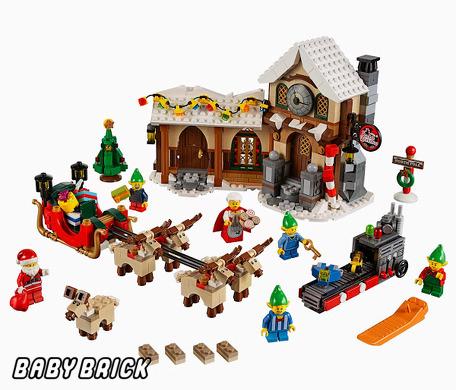 Лего Новый год