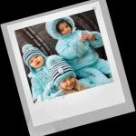 Верхняя одежда для новорожденных весна и осень — самые универсальные решения