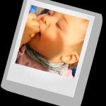 Как остановить плач ребенка после приема пищи
