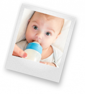 Отрыжка у новорожденных после кормления — как предотвратить