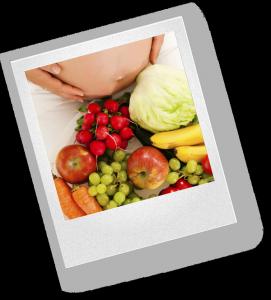 Что должно включать в себя питание беременной в третьем триместре