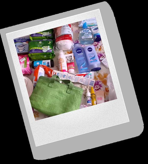 Хорошая сумка в роддом — купить такую можно в сборе