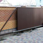 Как установить автоматические ворота?