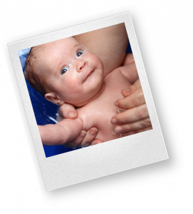 Утренние процедуры для новорожденного — полный перечень