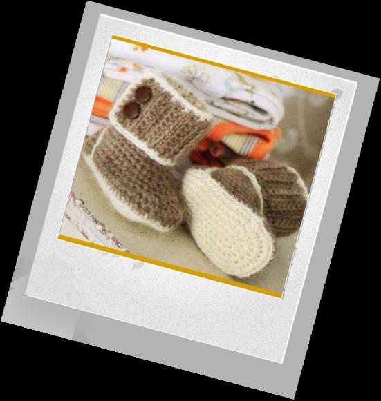 Вязание крючком одежды для новорожденных детей до года